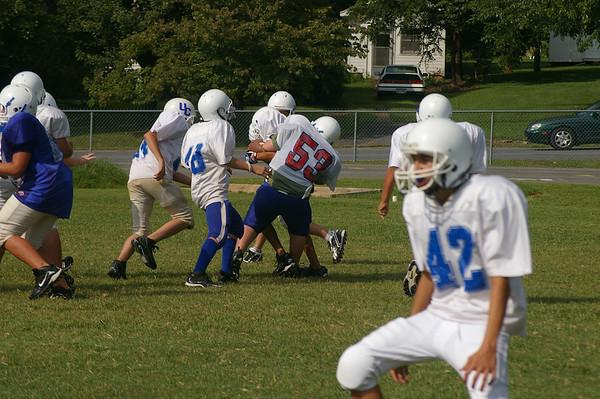 Football - Middle School