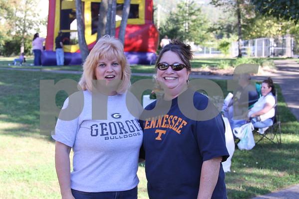 Center on Aging & Health Harvest Festival - October 2010