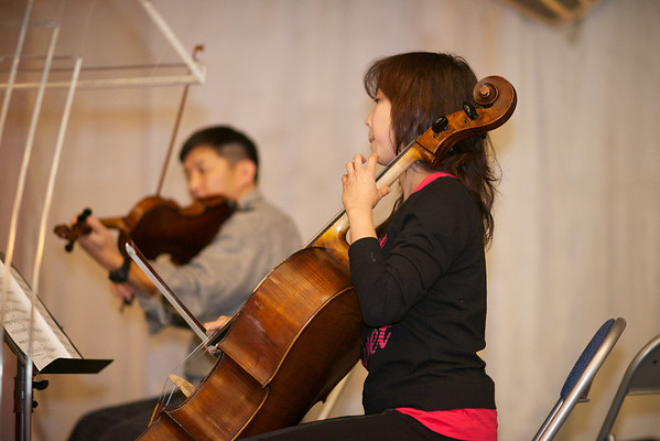 David's 3rd Rehearsal with Antaria Orchestra 11/25/2012