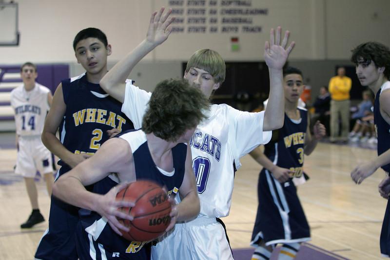 Freshman vs Wheat Ridge