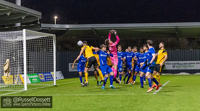 BUFC vs Chesterfield