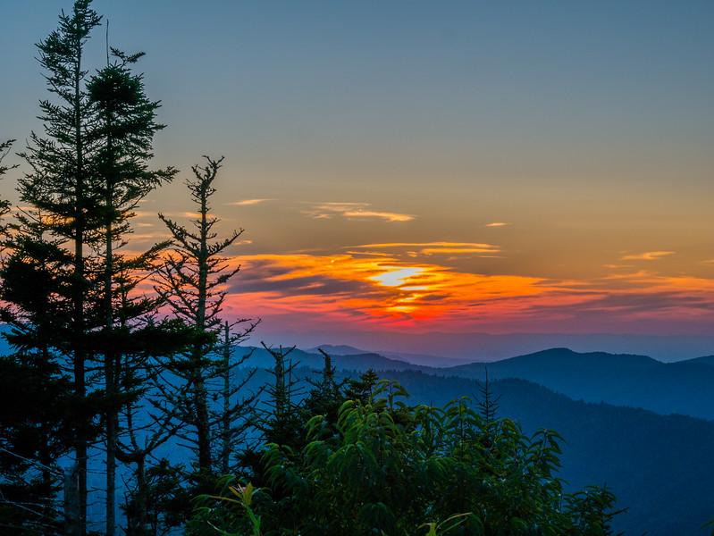 Images from Bryson City, North Carolina, August 18 - 25, 2017. (Joseph Forzano / Deep Creek Films & Photography)