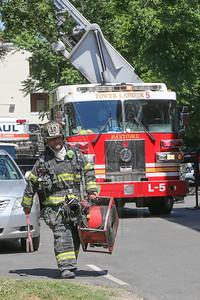 Hartford, Ct 2nd alarm 7/9/18