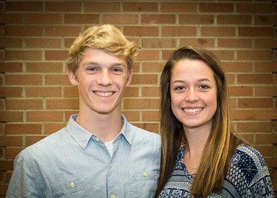Homecoming Representatives - KCHS - 1/16/17