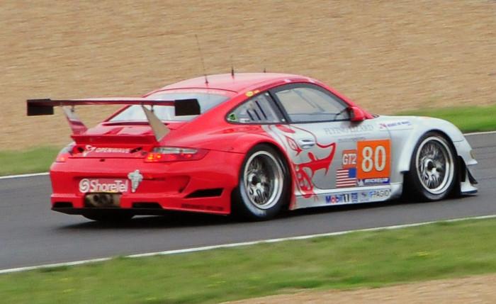 Le Mans 24H Flying Lizard team Porsche GT3 RSR.jpg