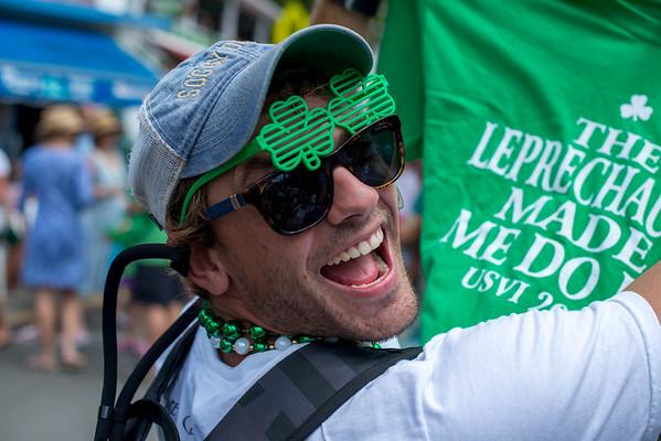 St. Patrick's Parade 2015