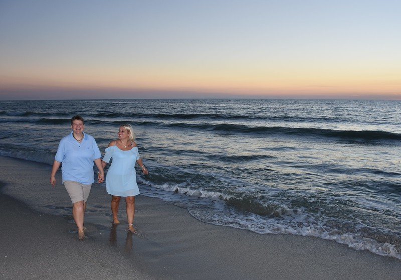 Wonderful Photo Session at Captiva Island