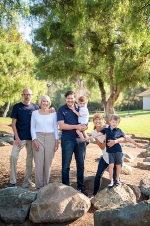 Stephanie + Paul Family | San Diego Family Photographer