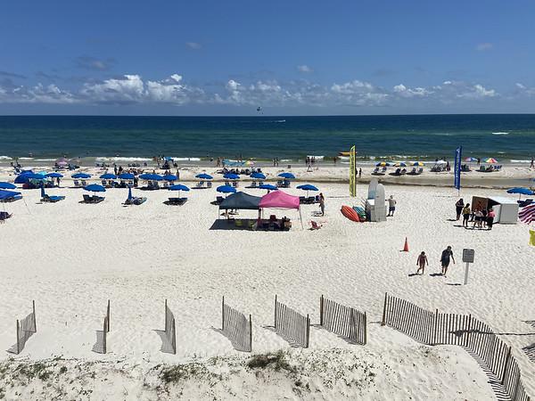 C Family, Beach Vacay, Gulf Shores, June, 2021