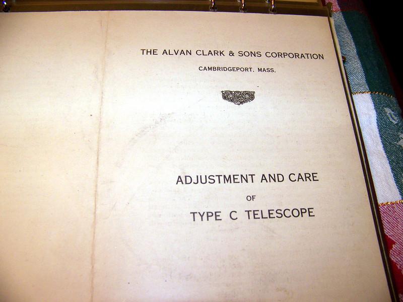 Clark Catalog.