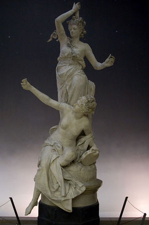Paris - Musee d'Orsay - December 2005