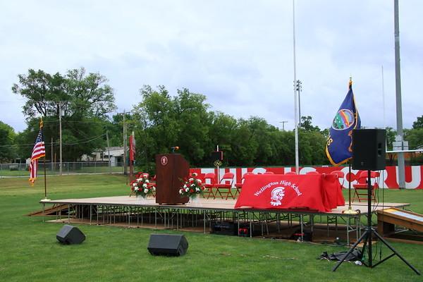 Graduation Day @ WHS  05.16.21