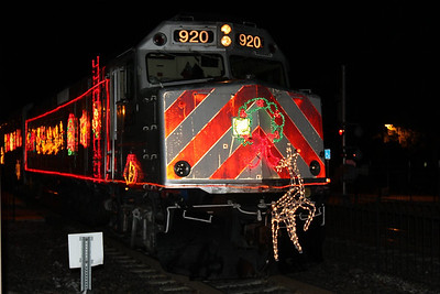 FOMFOK - Caltrain Christmas Train