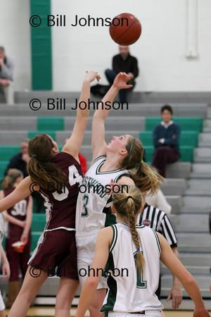 G JV Basketball Millis v Westwood 1_31_12