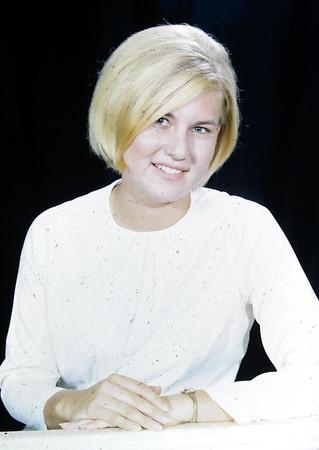 Carolyn Photo  Shoot (1960's)