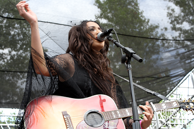 Lindi Ortega @ Oak Canyon Ranch (Silverado, CA); 7/06/13