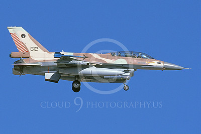 Israeli Air Force Lockheed Martin F-16 Fighting Falcon Jet Fighter Military Airplane Pictures for Sale