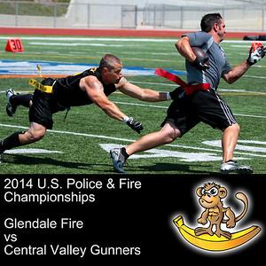 Central Valley Gunners VS Glendale Fire