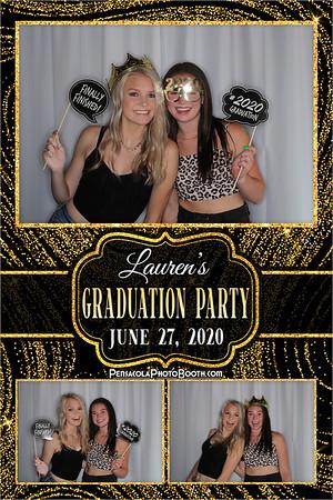 Lauren's Graduation Party 6-27-2020