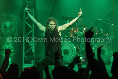 Overkill, Nile, Amorphis, and Swallow the Sun