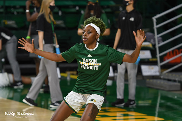 George Mason Women's Basketball 2020-2021