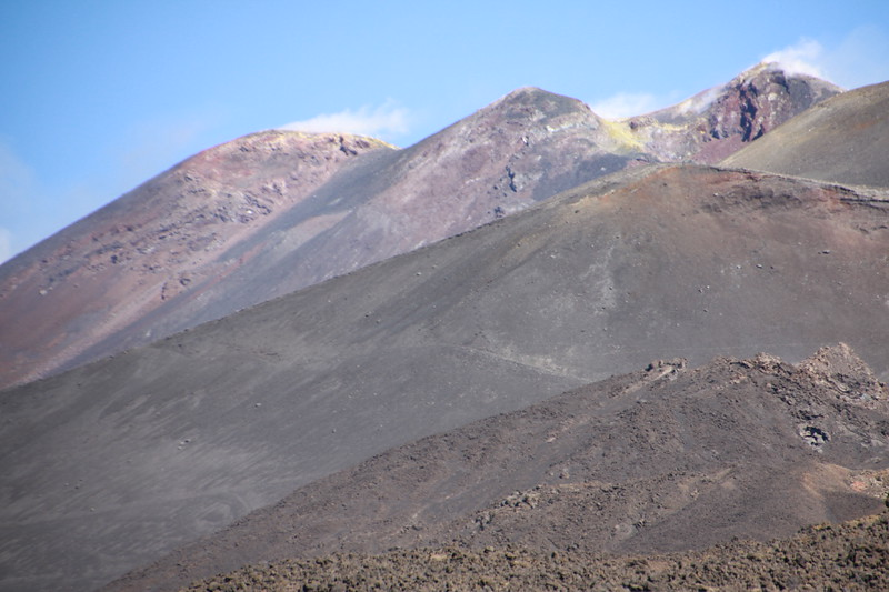 View from Mt Etna