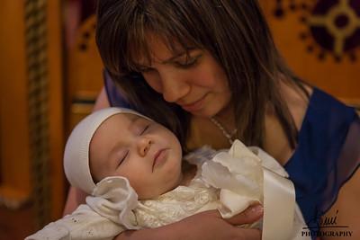 Christening - Adelle Popovici (23 Feb 2013)