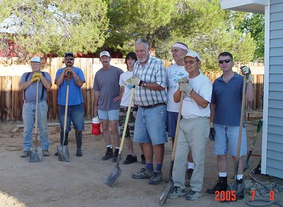 1017 Boston Garage Foundation