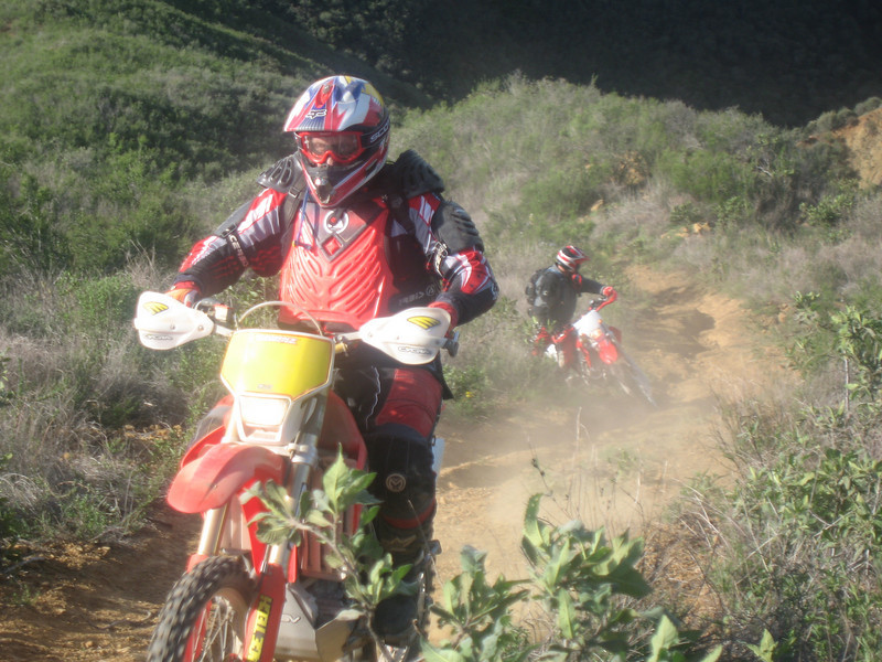 ThumperTalk posted ride by ksrider, unbelievable skills, patience and stamina.