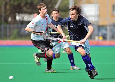 Scotland u21 Men v Canada 2011