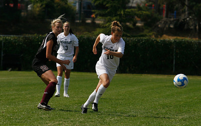 Humboldt State women's soccer 9/14/07