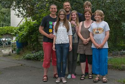Verwandtenbesuche: Mayen, Siegen, Olpe und Sechtem