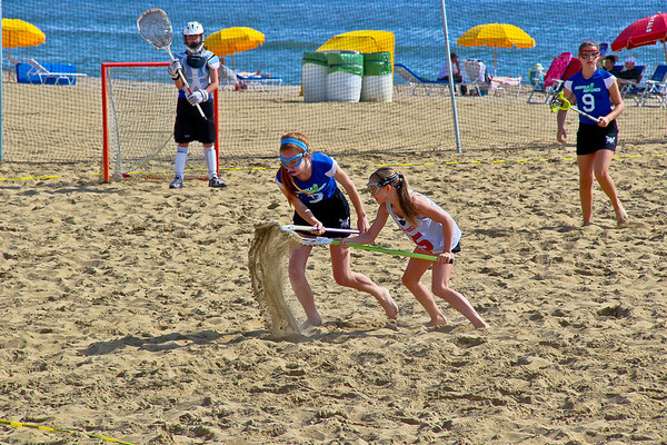 2014 Lax'n at the Beach Sand Lacrosse