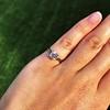 0.78ct Round Brilliant Diamond Bridal Set by Cartier 39