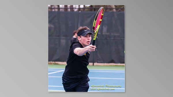 Nauset B Varsity Tennis video slideshow 2018-2019