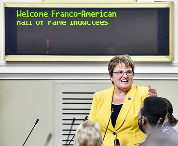Maine Franco-American Hall of Fame Induction Ceremony
