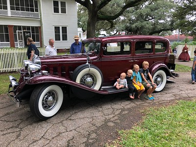 George Ranch Texian Market Days 2018