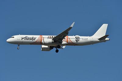 ALASKA A321