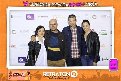 MOVIDA 80-90 LORCA 2018