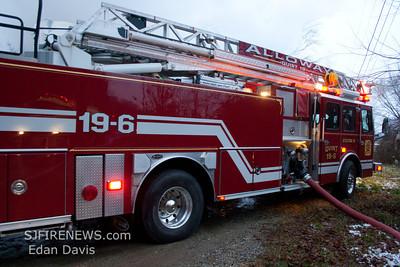 02-11-2012, Dwelling, Alloway Twp, Salem County, 4 Timberman Rd.