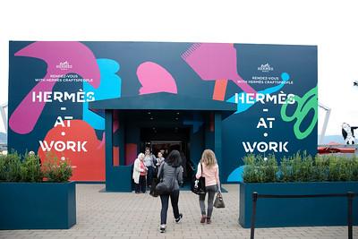 20160925 Hermes at work