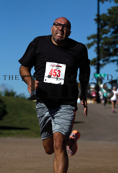 Mary Mile/5K Run