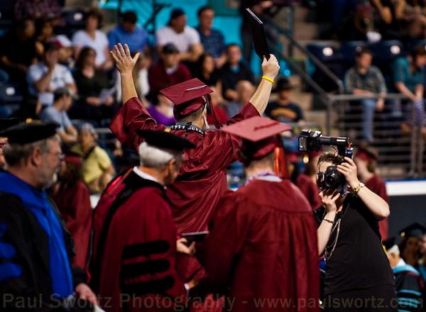 CWU 2011 - Steve Graduates
