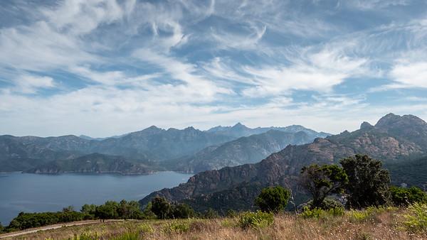 L'Île de Beauté : autour de Cargèse