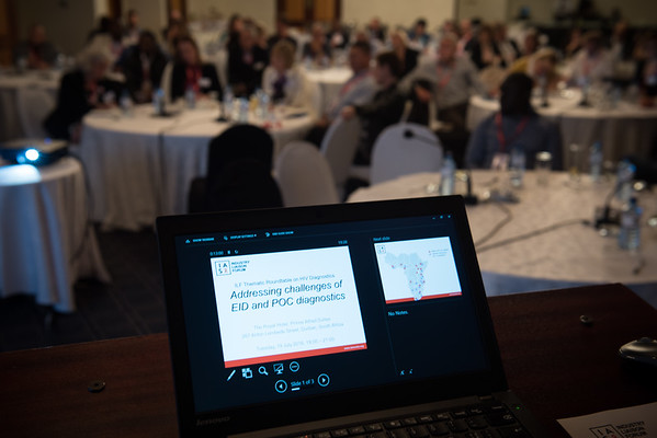 ILF Thematic Roundtable on HIV diagnostics: Addressing challenges of EID and POC diagnostics
