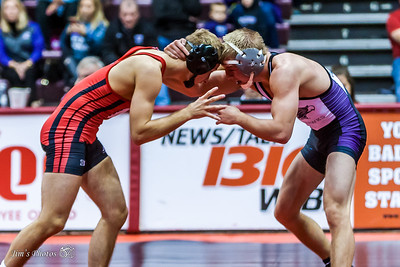 UW Sports - Wrestling - Nov 12, 2015