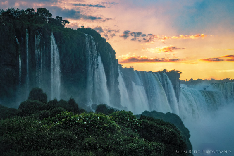 Iguaçu Sunrise