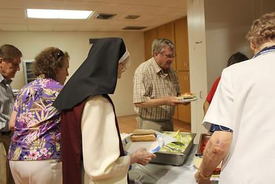 St. Pius X Catholic School's 50th Anniversary Celebration