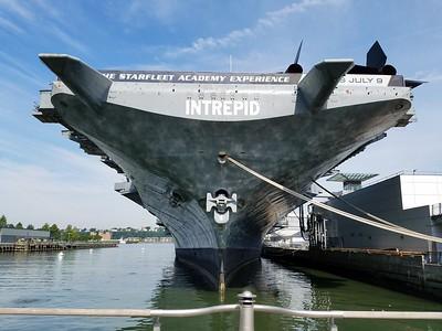 USS Intrepid Sea, Air & Space Museum