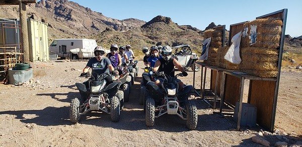 8/30/19 Eldorado Canyon ATV/RZR & Gold Mine Tour
